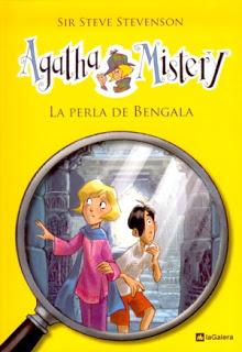 Agatha Mistery: La perla de Bengala